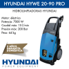 Hidrolimpiadora Hyundai HYWE 20-90 PRO
