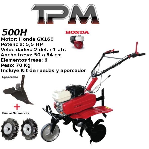 Motoazada TPM 500H