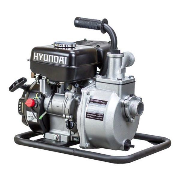 Hyundai HY40 Gasoline Motor Pump 2,5 HP, 300L / MIN, alt. max. 25 m.