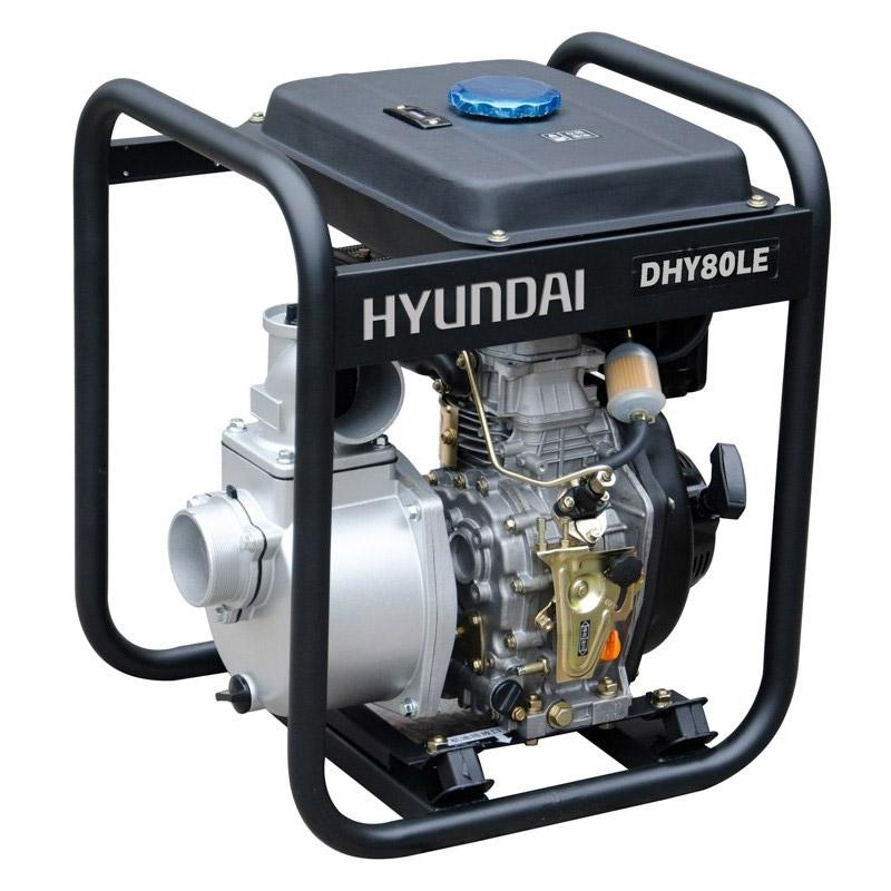 Hyundai Dieselpumpen DHY80LE