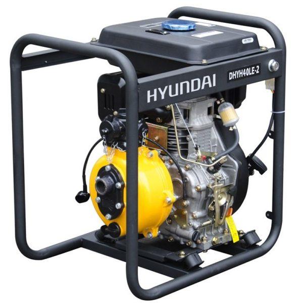 Hyundai diesel pumps DHYH40LE-2