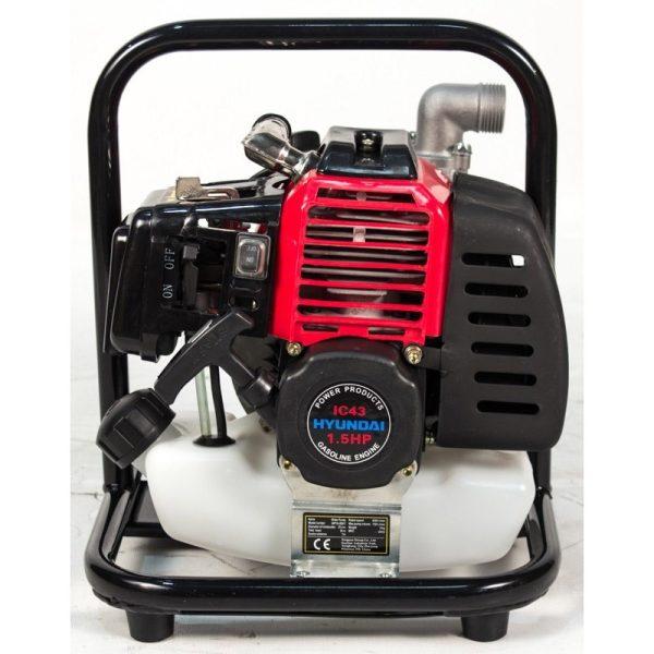 Hyundai HY25-2 petrol pumps, 1,5 HP, 20L / MIN, MAX. 22 M.