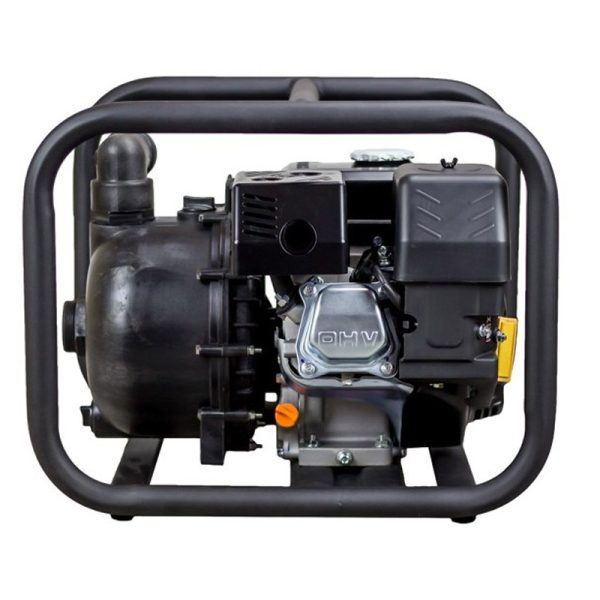Hyundai HYC50 gasoline water pumps of 7,0 HP, 500 l / m, alt. max. 30 m.