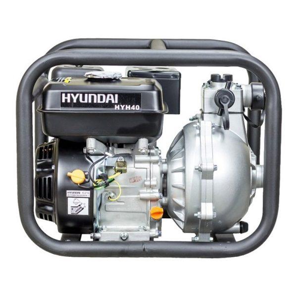 Hyundai HYH40 gasoline water pumps, 7,0 HP, 335 l / m, alt. max. 55 m.