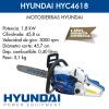 Motosierra Hyundai HYC4618