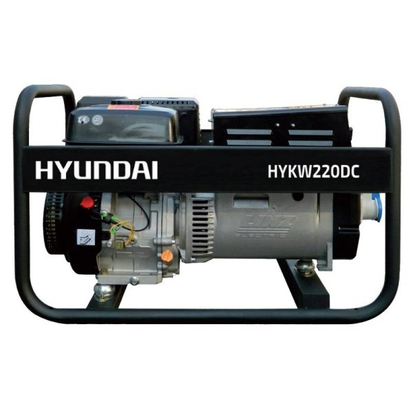 Motosoldadora Hyundai HYKW220DC