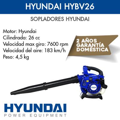 Soplador Hyundai HYBV26