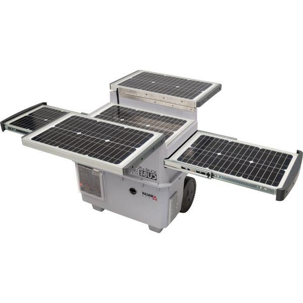 Generador solar Hyundai 1500 WAGAN plus