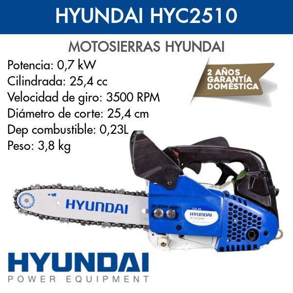 Hyundai hyc2510