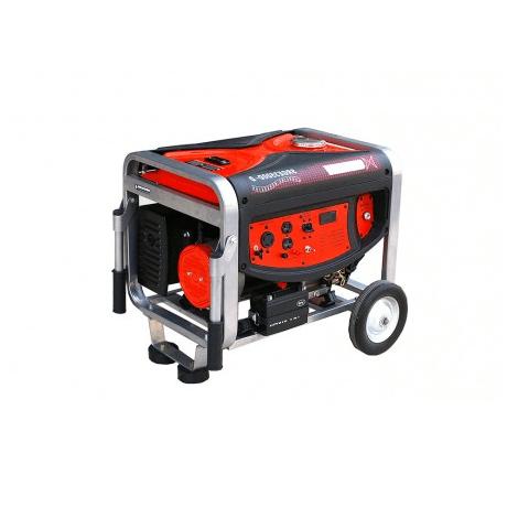 Generador electrico qtf srg 6500 d intermaquinas online - Generador electrico barato ...
