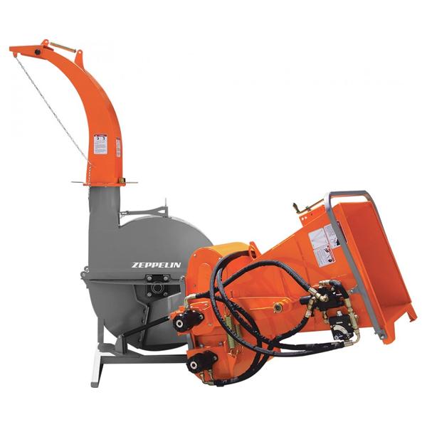 Biotrituradoras 65100 a toma de fuerza hidráulicas.