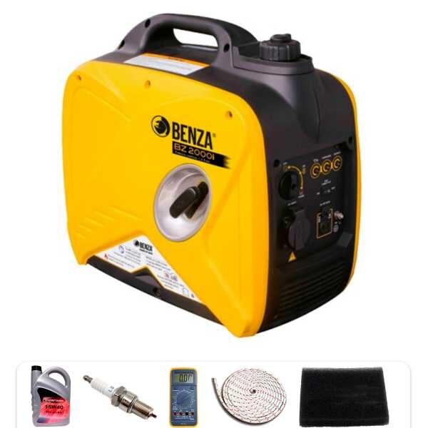 Generador inverter BENZA BZ 2000 iS