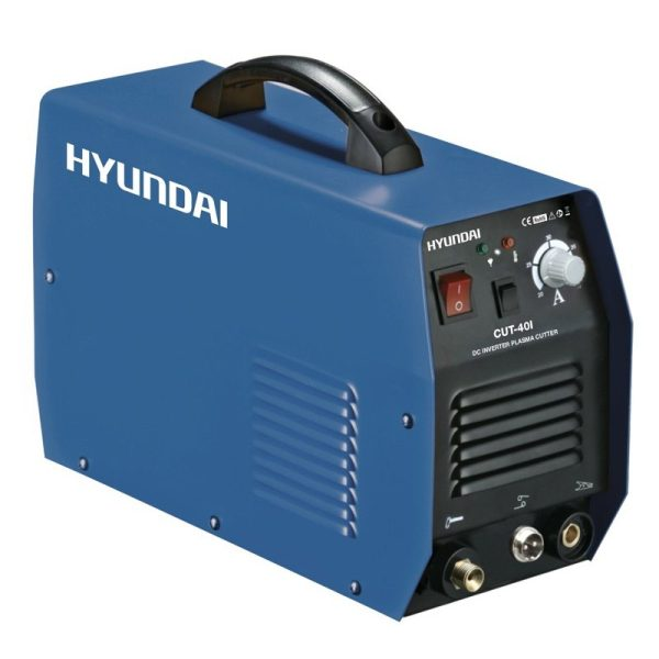 Soldador Inverter Hyundai plasma CUT40i
