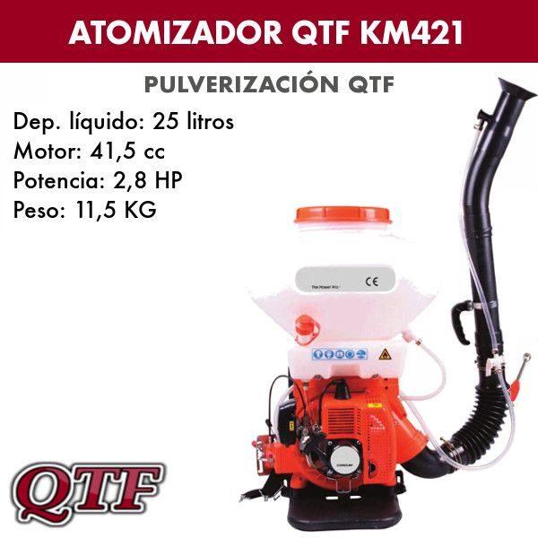 Atomizador QTFKM 421 25L
