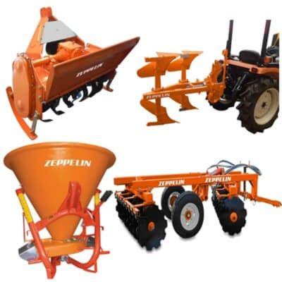 Complementos de tractor
