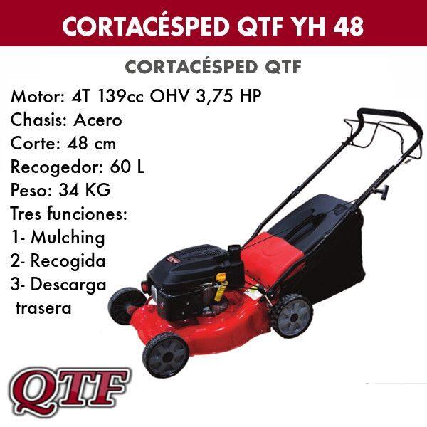 Cortacesped QTF YH 48