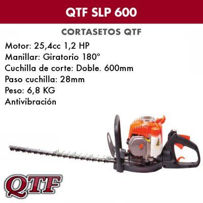 Cortasetos QTF SLP 600 YUMIS