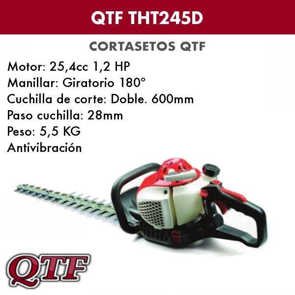 Cortasetos QTF THT245D YUMIS