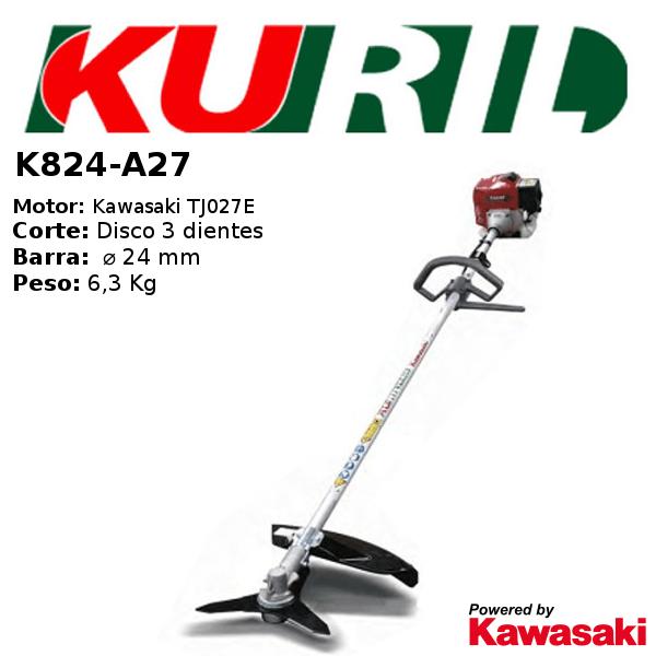 desbrozadora-kuril K824-A27
