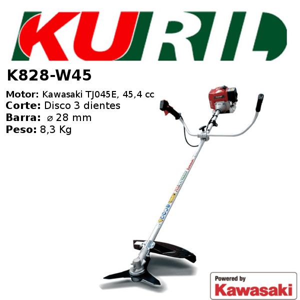 desbrozadora -kuril- K828-W45