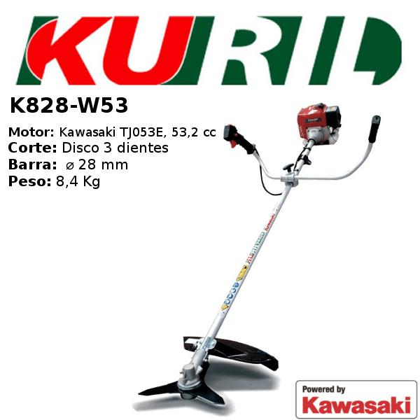 desbrozadora -kuril- K828-W53