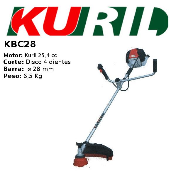 desbrozadora-kuril KBC28