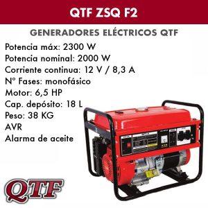 Generador electrico QTF ZSQ F2
