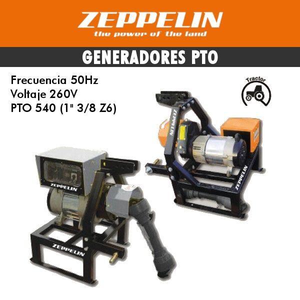 Generadores PTO
