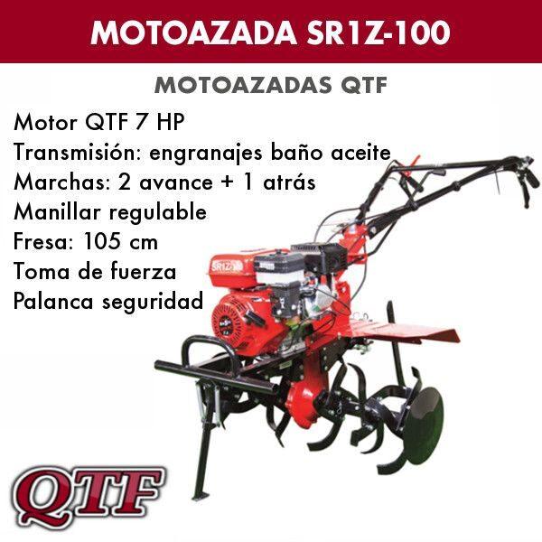Motoazada QTF SR1Z100