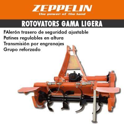Rotovator gama ligera