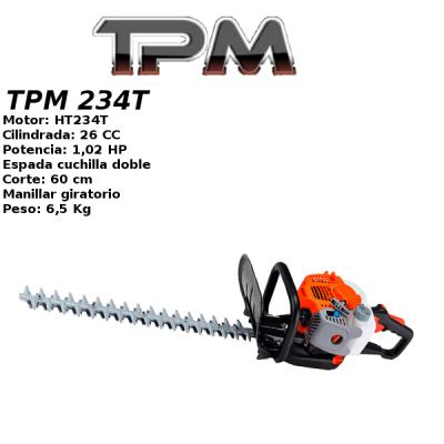 Cortasetos TPM 234T