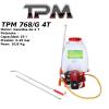 Sulfatadora de mochila motor gasolina TPM768/G 4T
