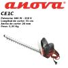 Cortasetos eléctrico Ikra Anova CE1C