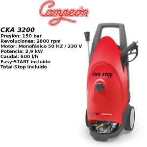 Hidrolimpiadora Campeon CKA 3200