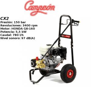 Hidrolimpiadora Campeon CX2 150-250 bar HONDA