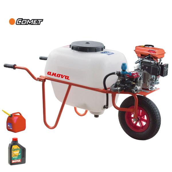 Carretilla sulfatadora 100 litros Anova P100-1 4T