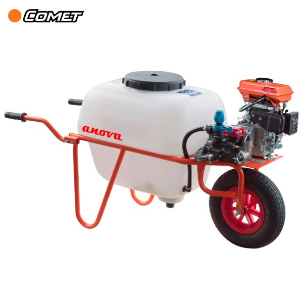 Camion sulfatage 100 litres Anova P100-1 COMET 4T pompe 79 cmXNUMX