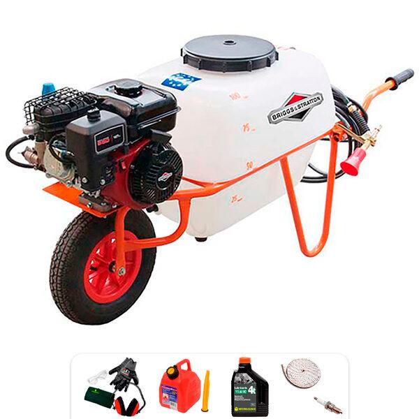 Carretilla sulfatadora B&S P100-1BS 127 cc 4 CV