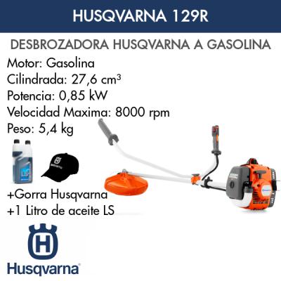 Desbrozadora Husqvarna 129R