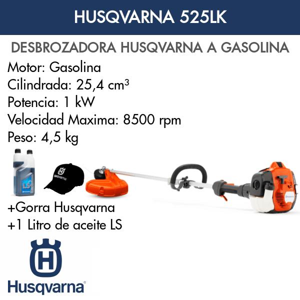 Desbrozadora Husqvarna 525LK