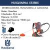 Desbrozadora Husqvarna 553RBX