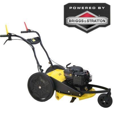 Desbrozadora cuchilla con ruedas TPG 206 B Briggs & Stratton (B&S)