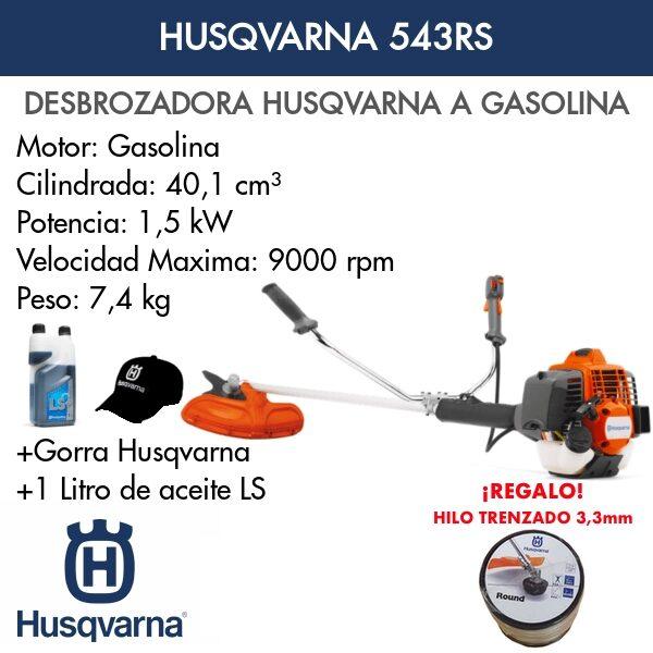 Desbrozadoras Husqvarna 543RS