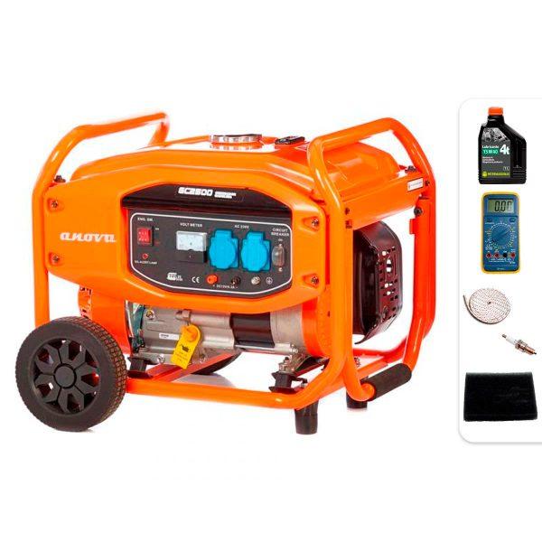 Generador electrico Anova GC2500 2500 W