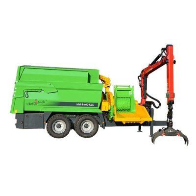 Astilladora HM 14-500 KL Heizomat