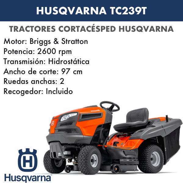 HUSQVARNA TC 239T