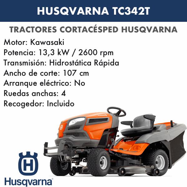 HUSQVARNA TC 342T