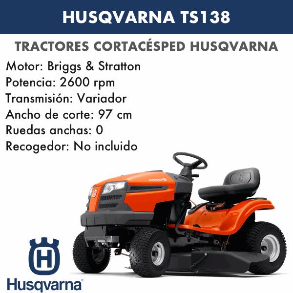 HUSQVARNA ts 138