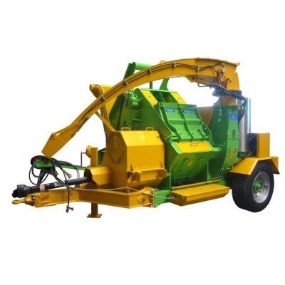 Astilladora HM 8/10/14-500 K Heizomat