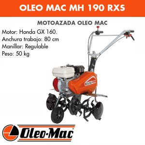 Motoazada Oleo-Mac MH 198 RKS